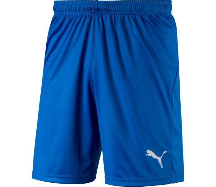 blåa träningshorts från märket Puma