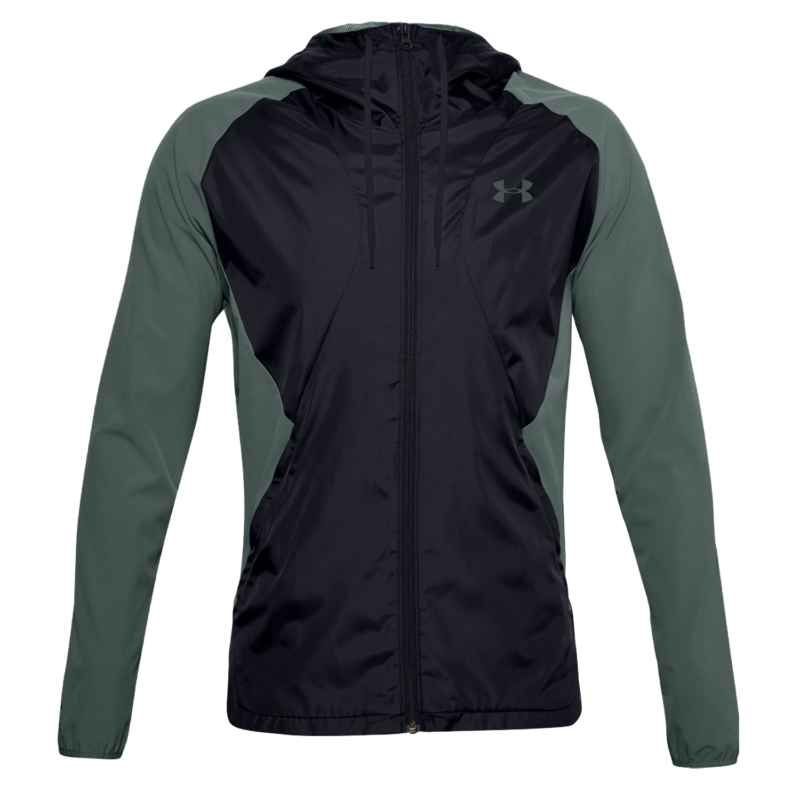 Under Armour Stretch Woven Jacket fram