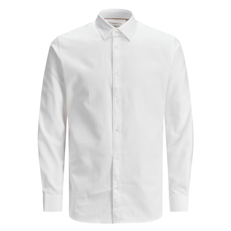 Jack & Jones Graduation Shirt vit fram