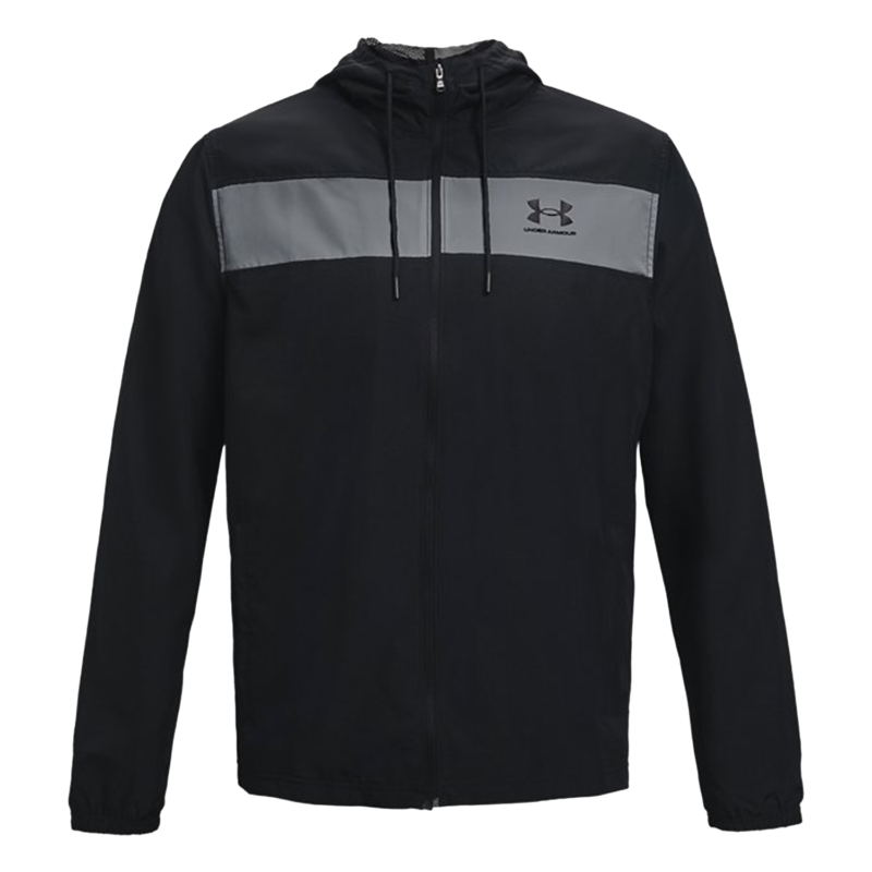Under Armour Sportstyle Windbreaker Jacket fram